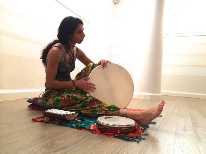 sahar drums